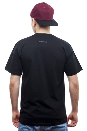 T-shirt MaxFlo Black