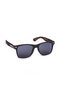 Okulary Black Wood Matt