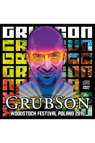 Grubson DVD + CD