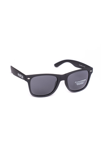 Okulary Black Matt Polarization