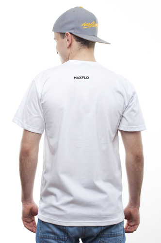 T-shirt MaxFlo White